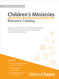 Children's Ministries Catalog