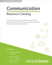 Ministry Resource Catalog