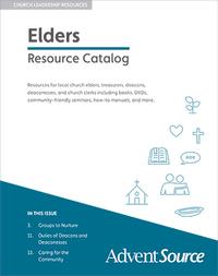 Elder / Deacon / Deaconess / Treasurer / Clerk Catalog