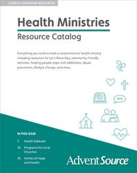 Health Ministries Catalog