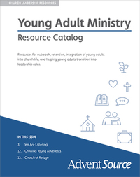 Young Adult Ministries Catalog