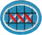 Counted Cross Stitch Honor Requirements