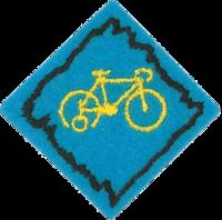 Requisitos de la especialidad de Principiante de ciclismo