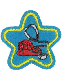 Community Helpers Star Requirements - Little Lamb