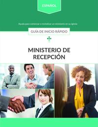 Ministerio de Recepción: Guía de inicio rápido