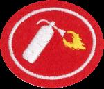 Hoja de trabajo de la especialidad de Seguridad contra incendios