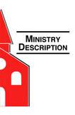 Ministry Description