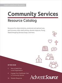Community Services Catalog