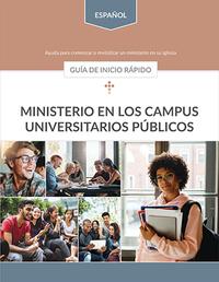 Ministerio en Campus Universitarios Públicos: Guía de inicio rápido