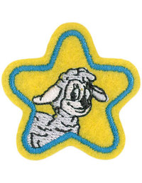 Wooly Lamb Star Requirements - Little Lamb