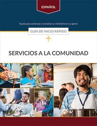 Servicio Comunitario: Guía de inicio rápido
