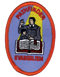 Pathfinder Evangelism Award