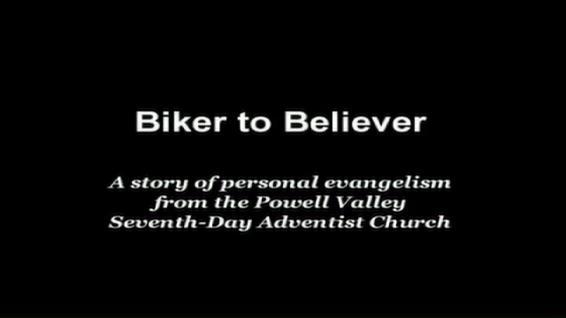 Biker to Believer