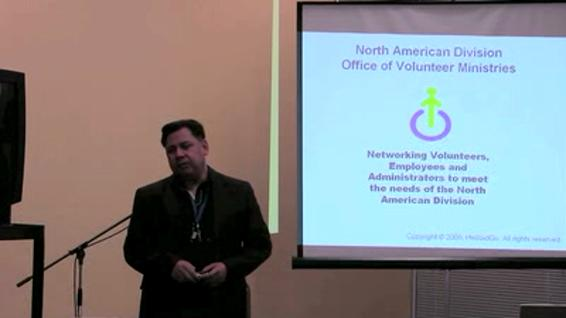 Ernest Hernandez - Using Technology to Recruit Volunteers
