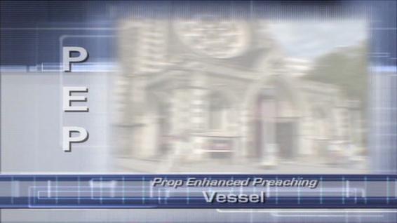 Prop Enhanced Preaching - Empty Vassel