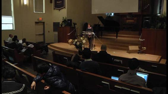 Adriana Perera: Andrews University Music & Worship Conference (Friday)