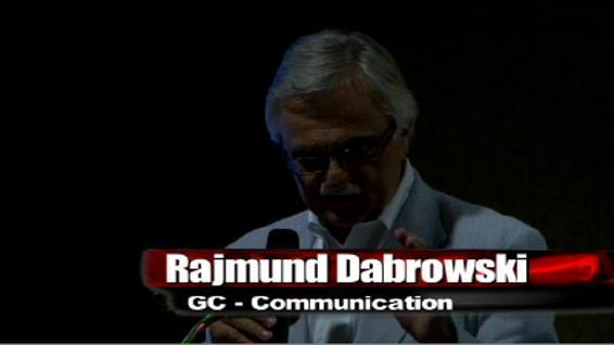 Rajmund Dabrowski GIEN 2009