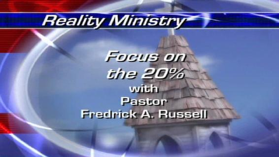 Focus on the Twenty Percent