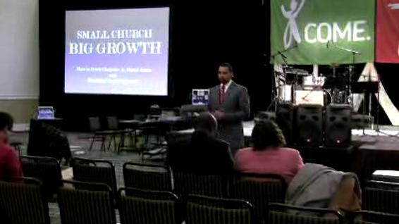 John Boston - How to Grow Churches in Rural Areas & Multiple Church Districts
