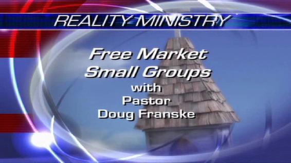 Holistic Small Group with Doug Franske