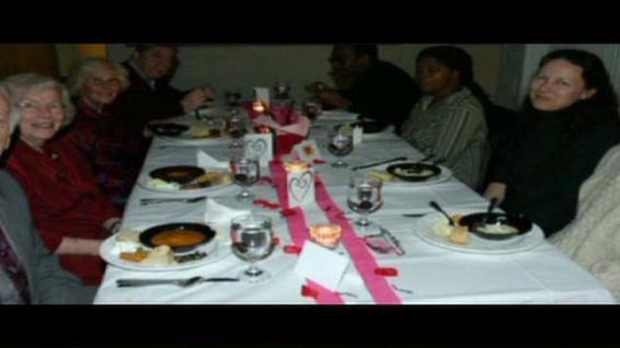 Andrews Valentine Banquet