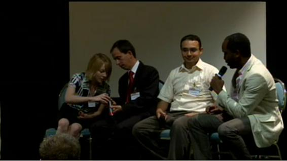 GIEN Panel Discussion 2009