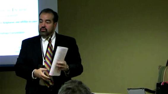 Marcos Pesquera - Ministering to Diverse Communities
